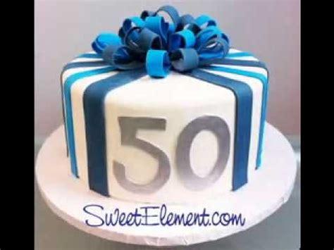 birthday cake decor ideas  men youtube