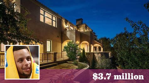 Stephen Curry House by Warriors Stephen Curry Seeks 3 7 Million For Bay