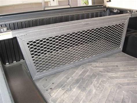 tacoma bed divider f s factory bed divider tacoma world forums