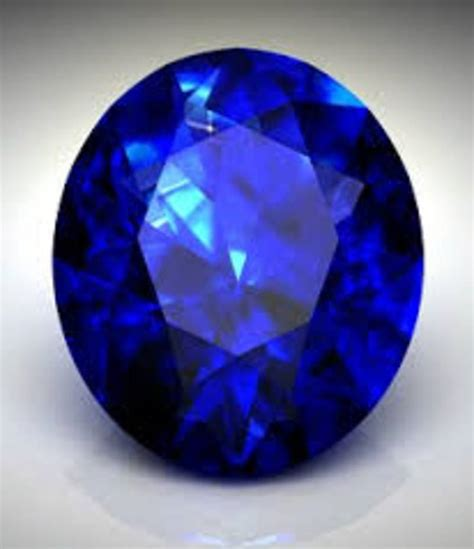 Gemstone Home Decor by Buy 5 25 Carat Natural Blue Sapphire Neelam Gemstone