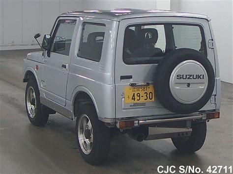 Suzuki Jimny Extras 1998 Suzuki Jimny Silver For Sale Stock No 42711