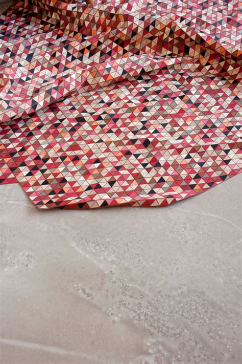 wood pattern area rug colored wooden rugs by elisa strozyk design milk