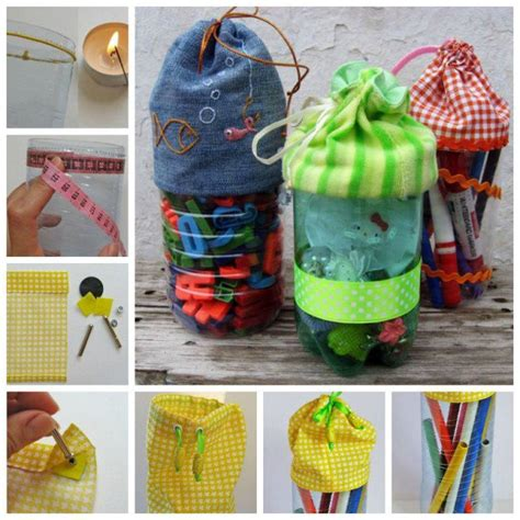 8 Easy Diy Recycling Crafts Its Time To Empty Recyle Bin 9 Useful Things Made Entirly By Reusing Plastic Bottles