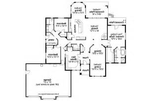 Lakehouse Floor Plans Ranch House Plans Meadow Lake 30 767 Associated Designs