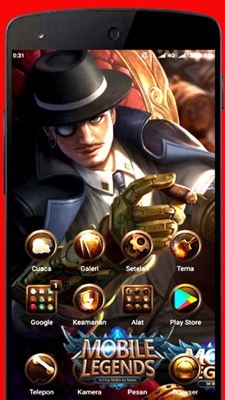 mobile legend bang bang  wallpaper  android apk