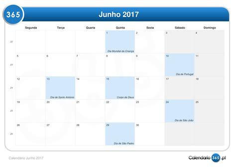 Calendario Lunar Setembro 2017 Calend 225 Junho 2017