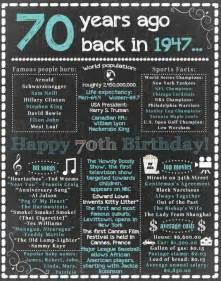 best 25 70th birthday decorations ideas on pinterest