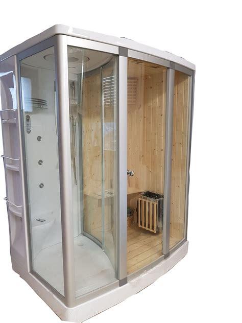 doccia con sauna prezzi docce con sauna e bagno turco poti srl