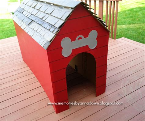 dog house cardboard 57 clever cardboard and cardboard tube crafts to make tip junkie