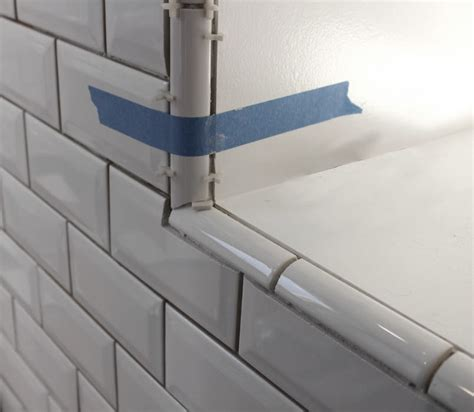 tile edging tile trim edge tile design ideas