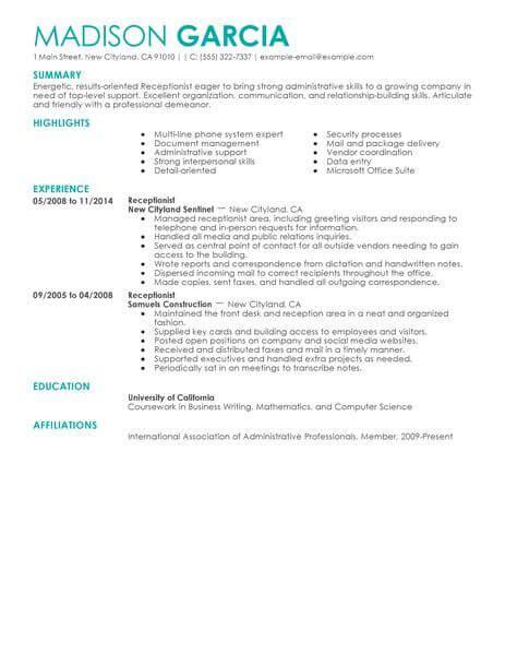 office manager job description for resume best of hotel front desk