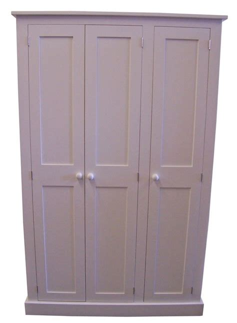 shoe and coat storage 3 door utility room cloak room coat shoe