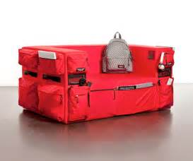 Comfortable Settee Canape Eastpak Les Canap 233 S