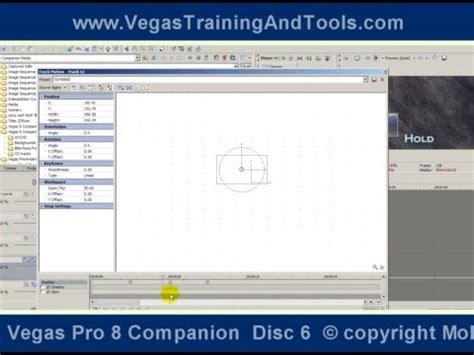 tutorial sony vegas pro 8 pdf sony vegas pro 8 tutorial 9 keyframe smoothness youtube