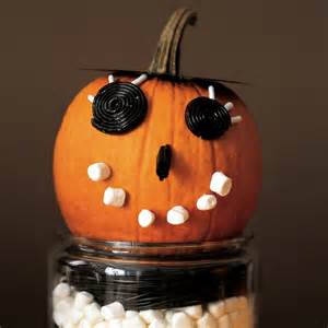 decorative halloween pumpkins cute halloween decorations can make your celebration stunning