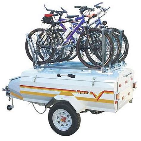 Trailer Top Bike Rack by Cycle Rack Trailer Accessories For Sale Cycle
