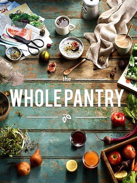 Whole Pantry Recipes by Gibson Who Claimed A Healthy Diet Cured