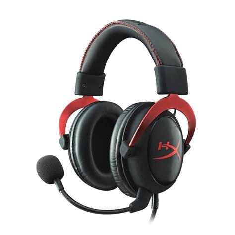 blibli headset jual kingston hyperx cloud ii gaming headset red online