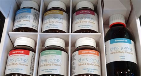 Vital Nutrients Detox Formula Uk by Chris Mind Cleanse Fighting Fifty