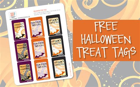 free printable gift tags for halloween treats hello good gravy free printable diy halloween gift tags