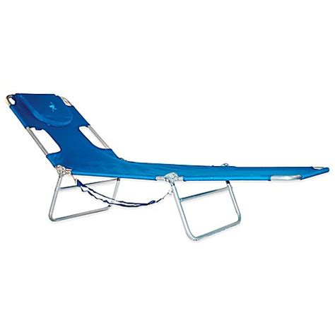 beach chaise lounge buy ostrich chaise lounge beach in red from bed bath beyond