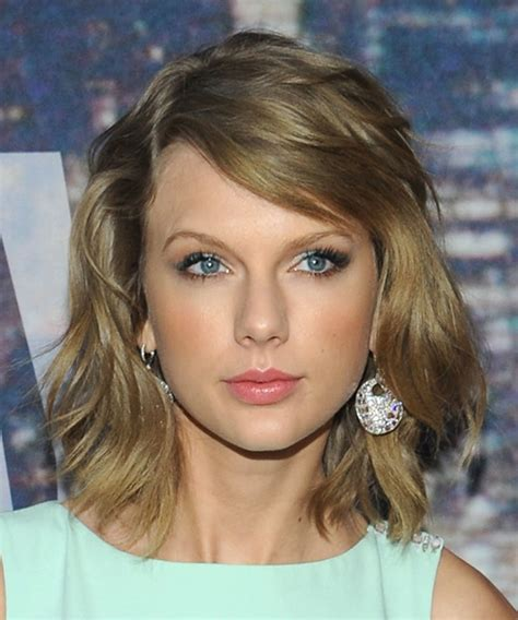 hair color7 gold ash formula tailor swift taylor swift medium straight casual hairstyle medium