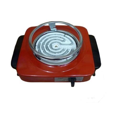 Daftar Kompor Listrik Merk Maspion jual maspion s 300 merah kompor listrik harga