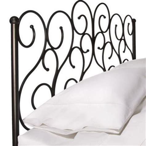 iron scroll headboard i want this tween wrought iron scroll headboard queen