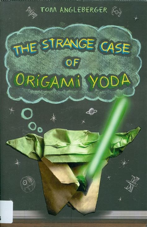 The Strange Of Origami Yoda Questions - 17 best images about may the be with you on
