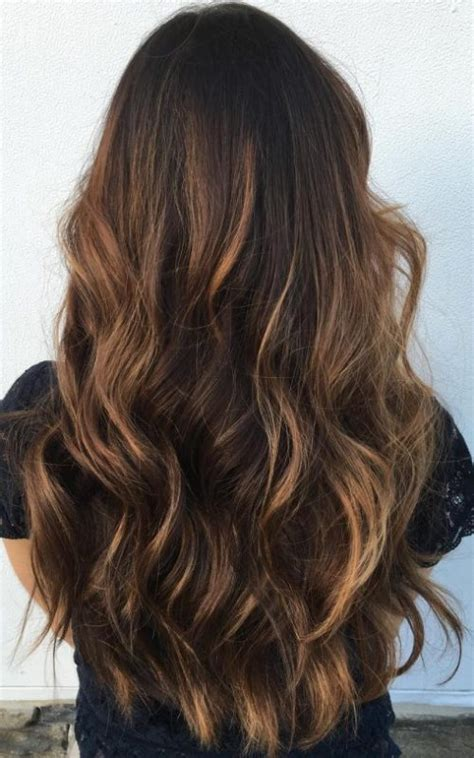 low lights and hi lights beach wave hair hair fairy by hottest hairstyle with caramel highlights 2017 haircuts