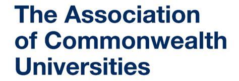 Acu Academic Calendar Association Of Commonwealth Universities Acu 2017
