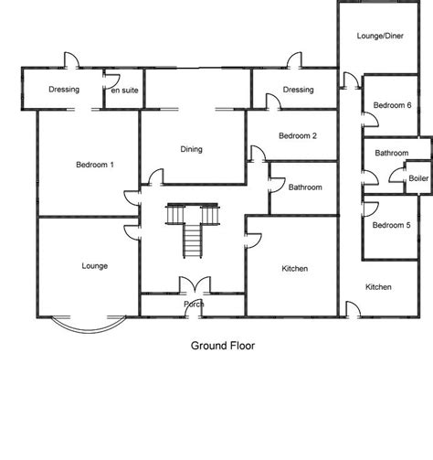 2828 ground floor plan floor plan ground floor cherry orchard kleinmann properties
