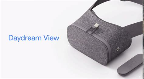google design vr google s daydream view vr headset is smartphone powered