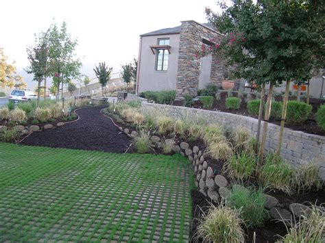 Patios Soil Retention