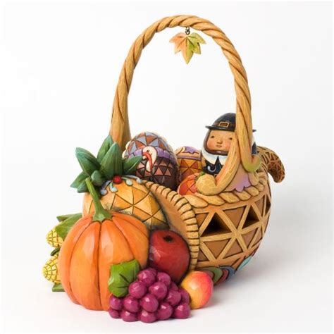 thanksgiving cornucopia harvest figurines thanksgiving wikii