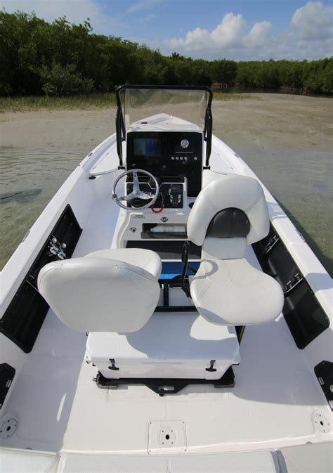 blue wave boats reviews boat review blue wave rs1 purebay florida sportsman