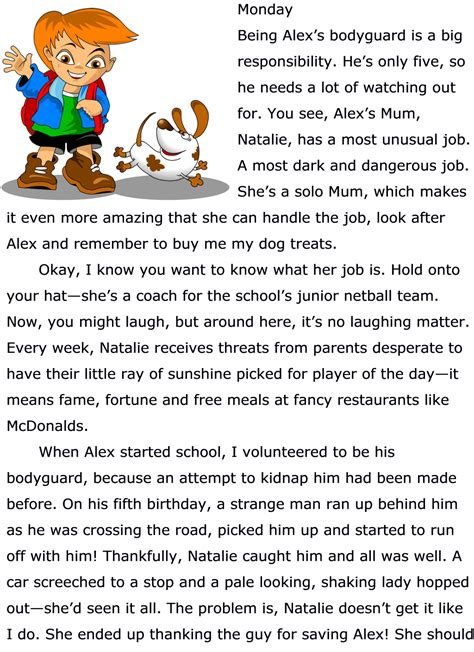 The Story Of Dogs childrens pet story cossey
