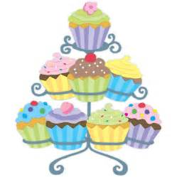 Cupcake Pedestal Cake Stand Clipart The Cliparts