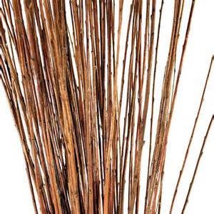 Decorative Wreaths For The Home decorative branches straight willow branches natural