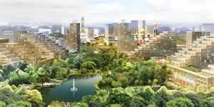 Building Planning Software odintsovo 2020 eco city proposal de architekten cie