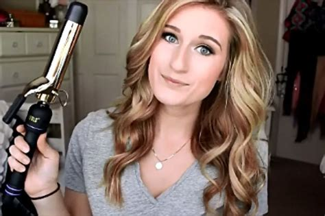 curling irons for lose curls 25 best ideas about big loose curls on pinterest