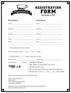 hotel registration form template free registration form template html besttemplates123