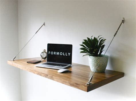 wall mounted floating desk wall mounted floating desk custom home office furniture