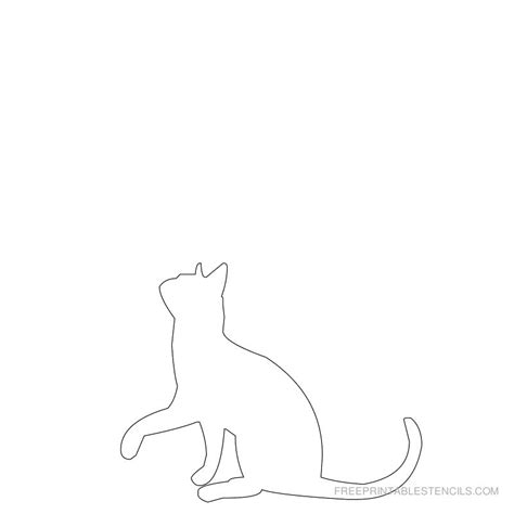 printable pumpkin stencils cat printable cat stencil designs free printable stencils