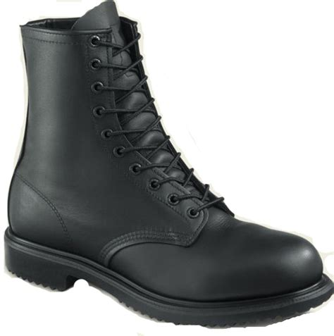 wing composite toe work boots vintage wing shoes s steel toe motorcycle work