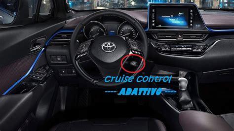 toyota  hr cruise control adaptive attivazione