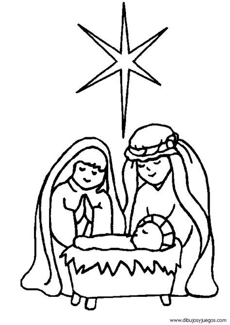 imagenes para dibujar nacimiento dibujo de nacimiento de jesus nazaret 002 dibujos y
