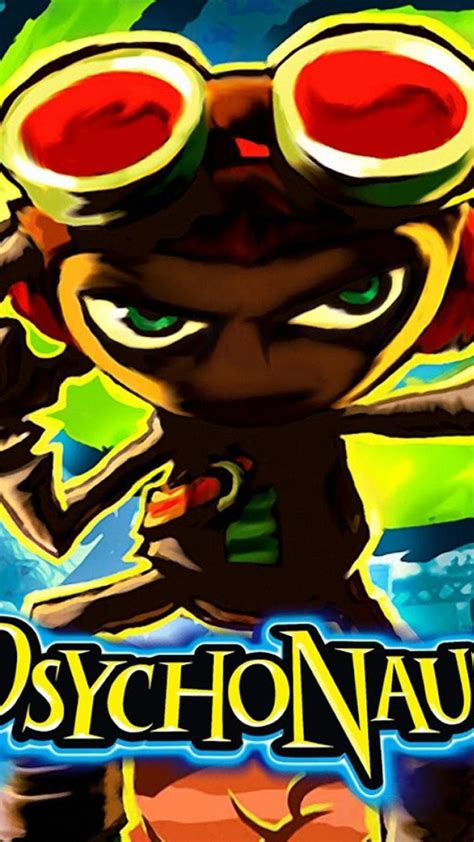 video games psychonauts wallpaper