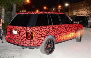 mahone new car justin bieber returns to his miami playground after drag