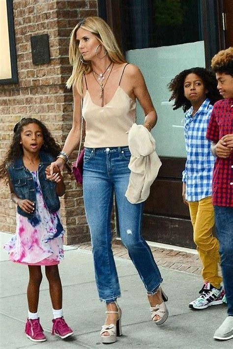 Wo Wohnt Heidi Klum 5471 by Best 25 Heidi Klum Ideas On Heidi Klum Model